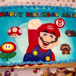 Deerfield Bakery Birthday Cakes