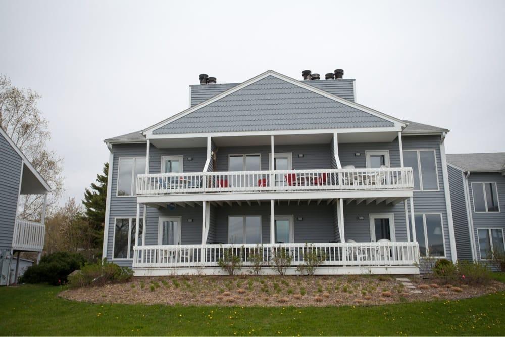Reiten Boatyard Condominiums: 117 1st St, Bayfield, WI