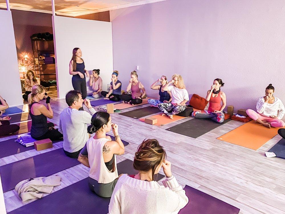 Shanti Yoga Studio: 5103 N Kings Hwy, Myrtle Beach, SC