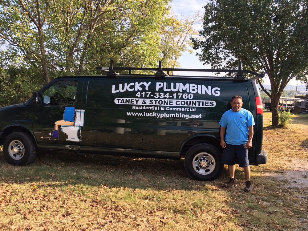 Lucky Plumbing: Hollister, MO