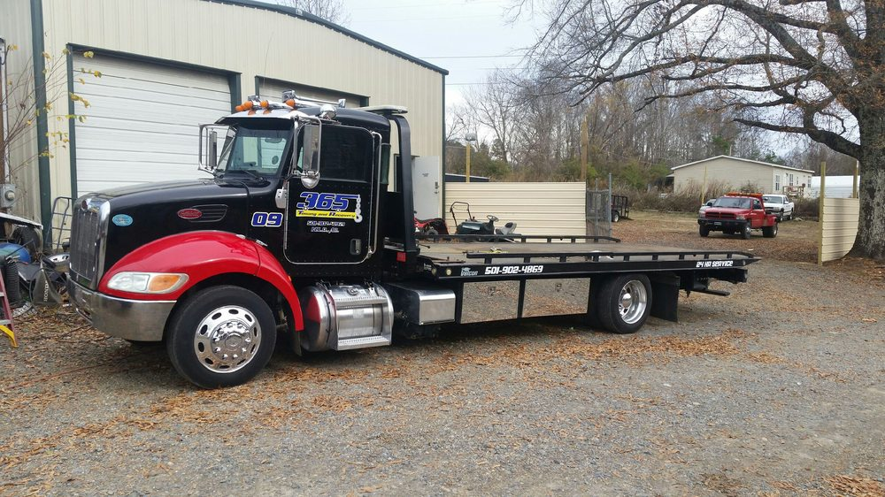 Towing business in Maumelle, AR