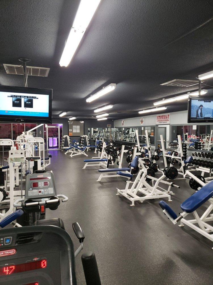 Vigiano's Fitness Center: 1207 Weaver Rd, Herrin, IL