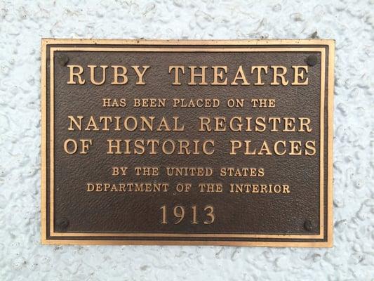 Ruby Theatre Cinema 135 W Woodin Ave Chelan Wa