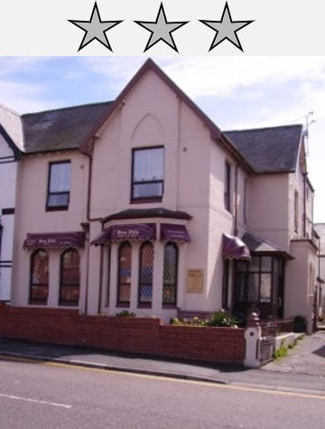 Fern Villa Hotel Blackpool Albert Road