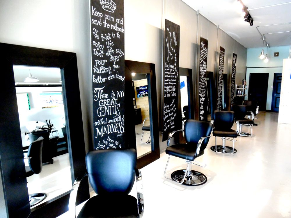 Bleu Roots Salon: 209 N Velasco St, Angleton, TX