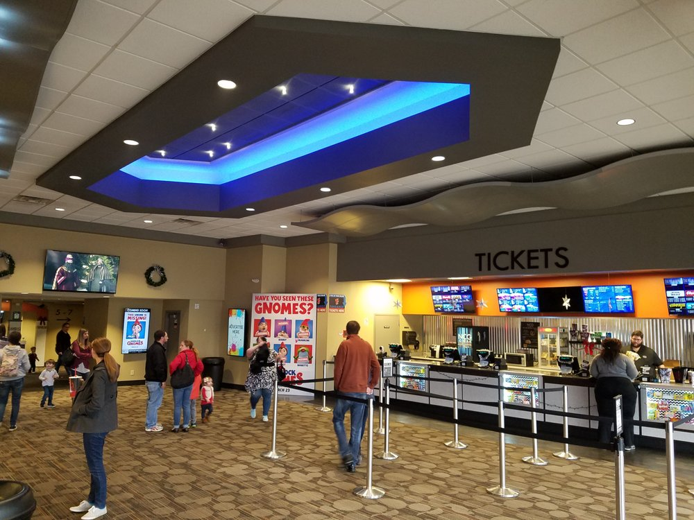 Social Spots from NCG Cinemas