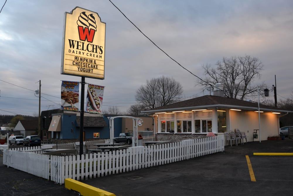 Welch's Dairy Cream: 3254 Cleveland Mass Rd, Norton, OH