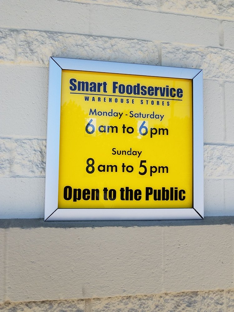 Smart Foodservice Warehouse Stores: 3585 Gateway St, Springfield, OR