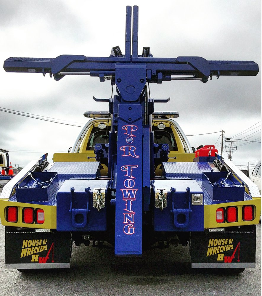 Towing business in Salinas, CA