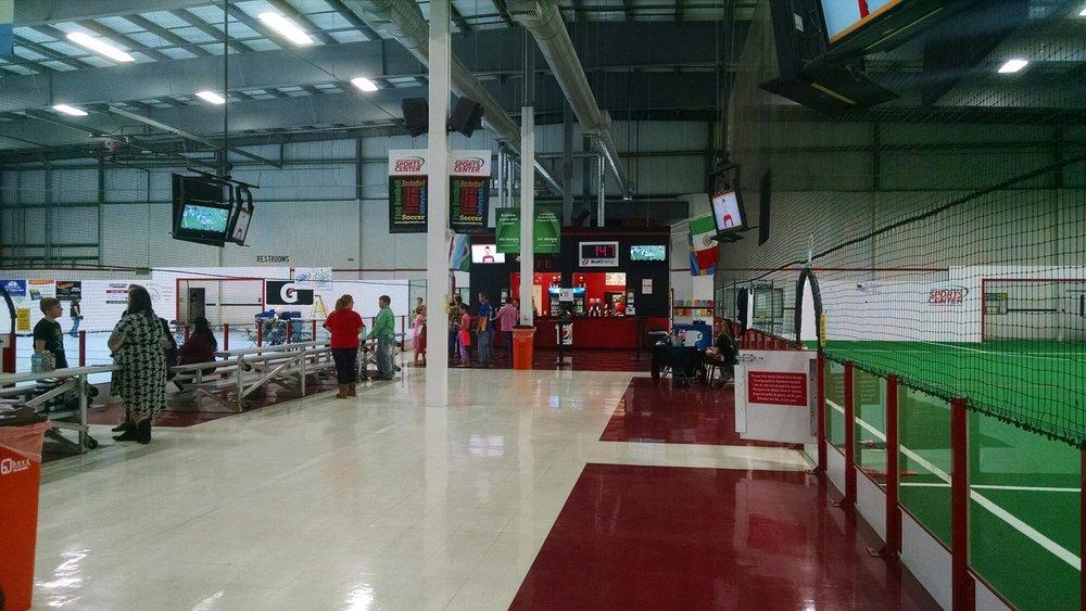 Eau Claire Indoor Sports Center: 3456 Craig Rd, Eau Claire, WI