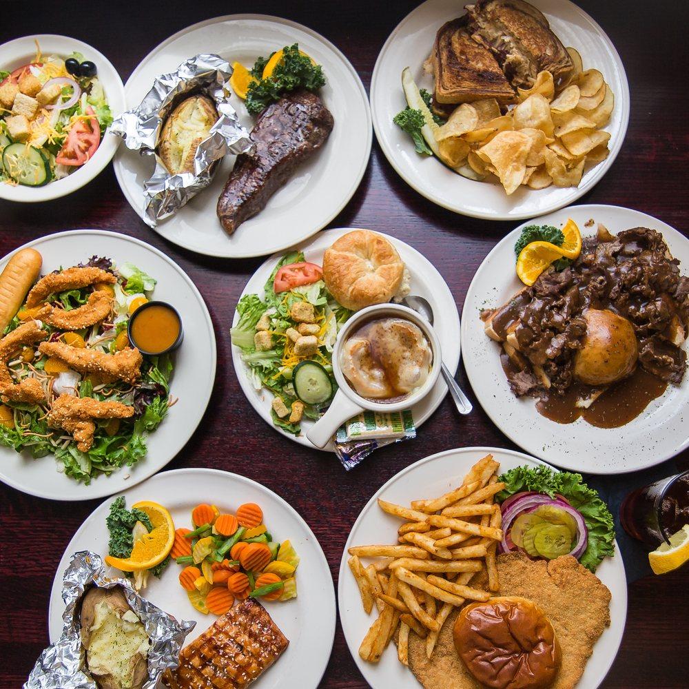 Lucile's Steaks & Spirits: 217 N 13th St, Centerville, IA