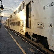 Aberdeen-Matawan Train Station - Train Stations - 43 Atlantic Ave