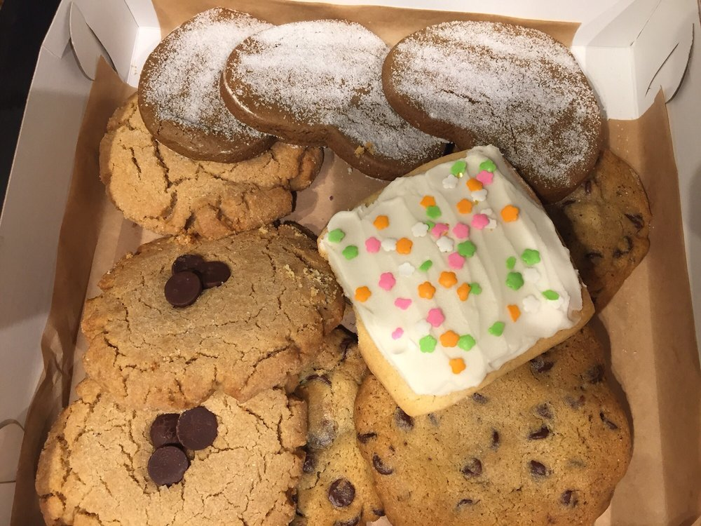 Social Spots from Simply Pure Sweets