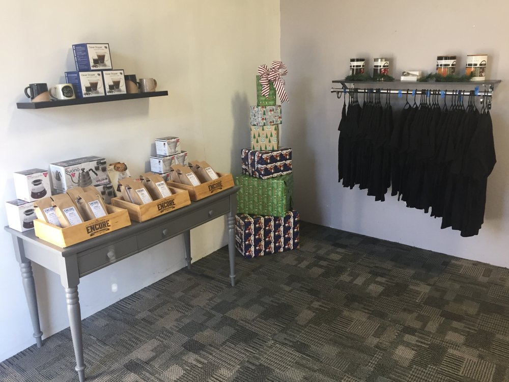 Encore Coffee Company: 4322 E 142nd St, Grandview, MO