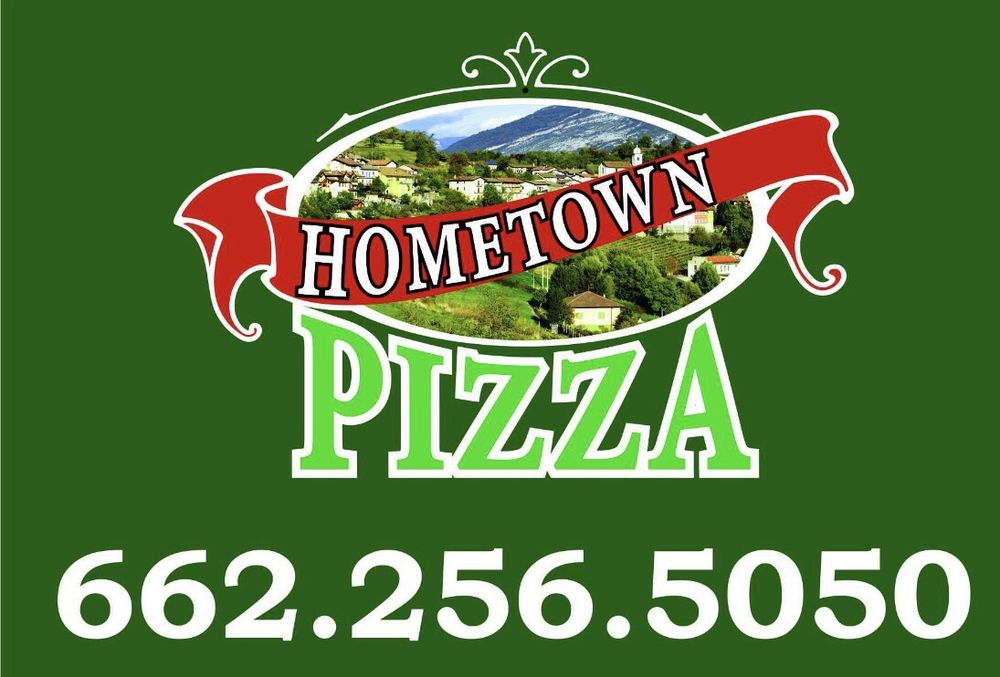 Hometown Pizza: 106 2nd Ave S, Amory, MS