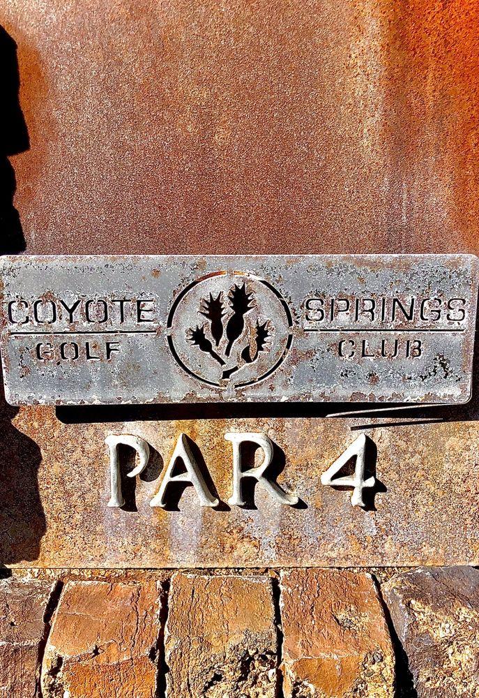 Coyote Springs Golf Club: 3100 Nevada 168, Coyote Springs, NV