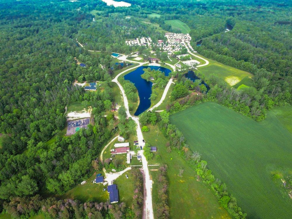 Wesleyan Woods: 4320 Caine Rd, Vassar, MI