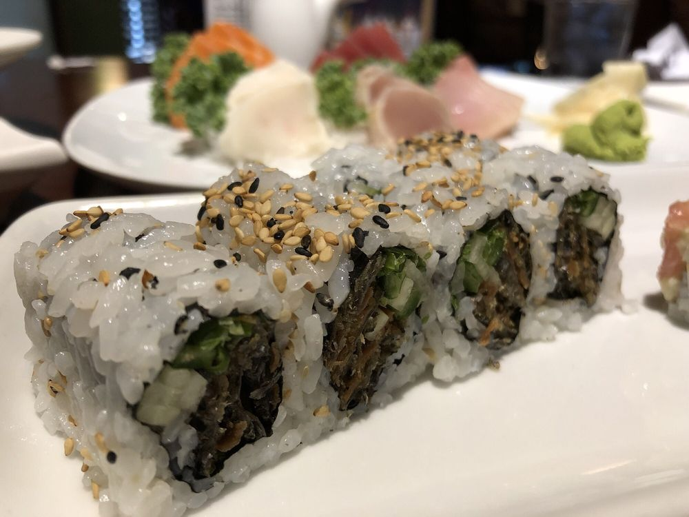 Sakana Sushi Asian Grill: 2908 W Gandy Blvd, Tampa, FL