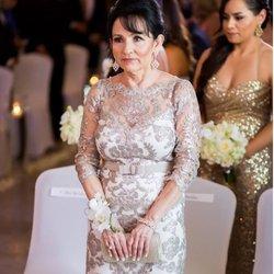 Ace the place cc wedding dress
