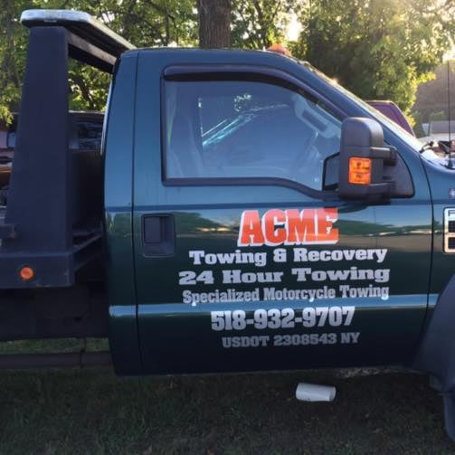 Towing business in Kingsbury, NY