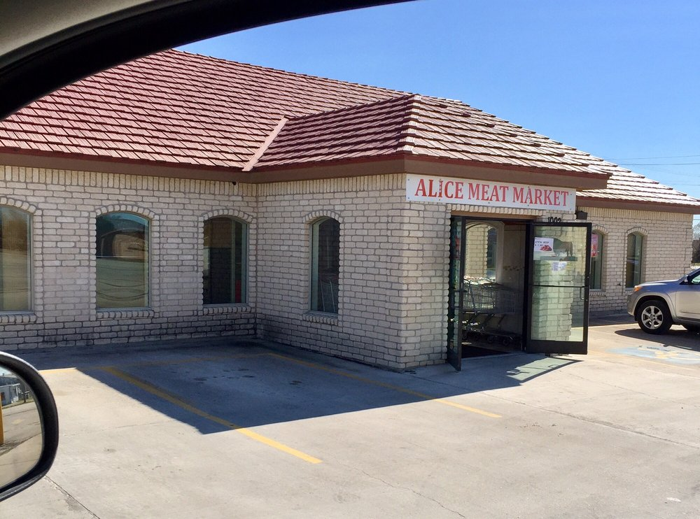 Alice Meat Market & Groceries: 1002 San Diego Hwy, Alice, TX