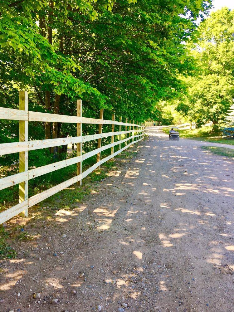 Miller Lake Campground: 2130 Miller Lake Dr, Hopkins, MI