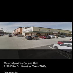 Photo Of Marco S Mexican Restaurants Houston Tx United States