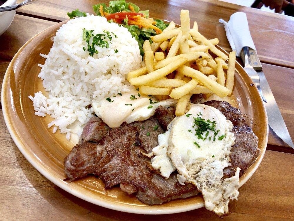 Panelas Brazil Cuisine: 2808 Phelan Ln, Redondo Beach, CA