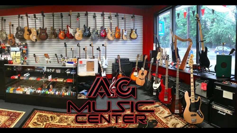 A&G Music Center: 3020 Township Line Rd, Drexel Hill, PA