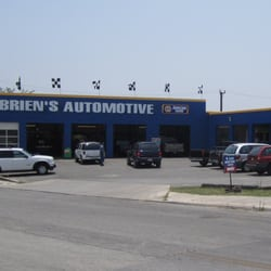 O'Brien's Automotive logo