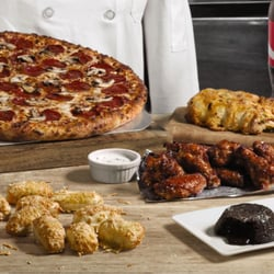 Domino's Pizza - 13 Photos & 15 Reviews - Pizza - 33692 Woodward Ave ...