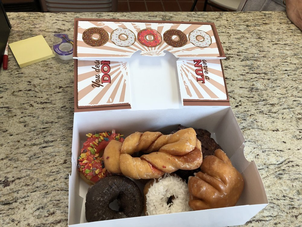 Ray's Donuts: 2106 Candler Rd, Decatur, GA