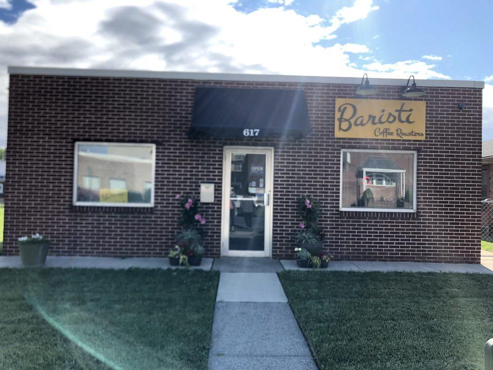 Baristi Coffee Roasters: 617 N 13th St, Allentown, PA