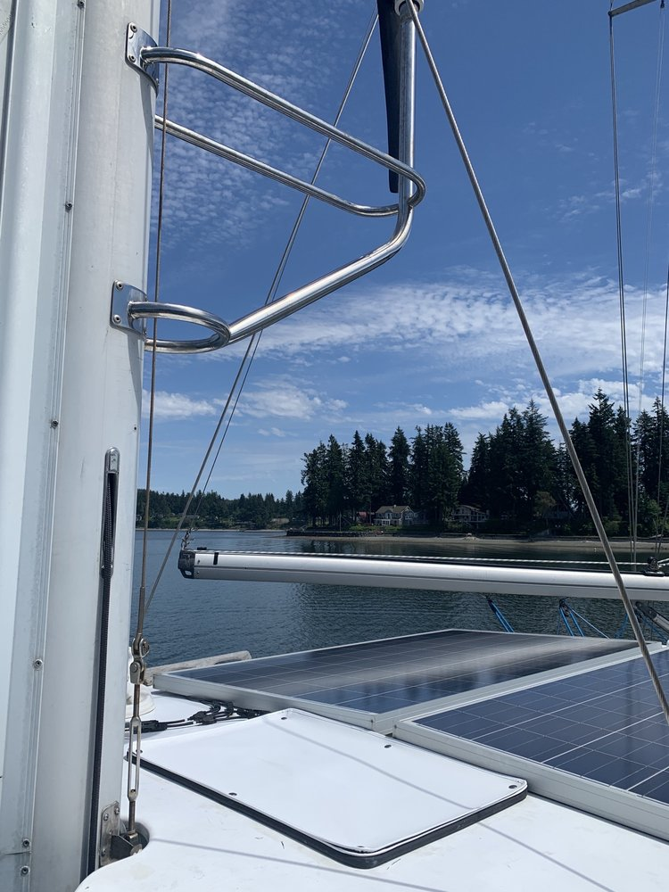 Liberty Bay Canvas & Sails: 15766 Virginia Point Rd NE, Poulsbo, WA