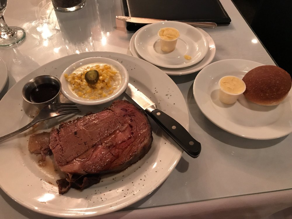 Chef Louie's Steak House & Lounge: 601 E Havens St, Mitchell, SD