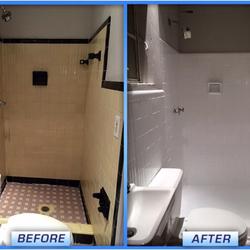 Photo Of USA Bathtub U0026 Tile Refinishing   Miami, FL, United States. Shower
