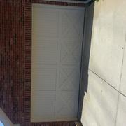 Garage Door Fixed Photo Of Dfw Door Express   Allen, TX, United States.