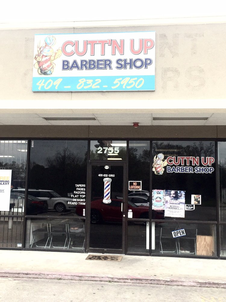 CUTT'N UP: 2755 Washington Blvd, Beaumont, TX