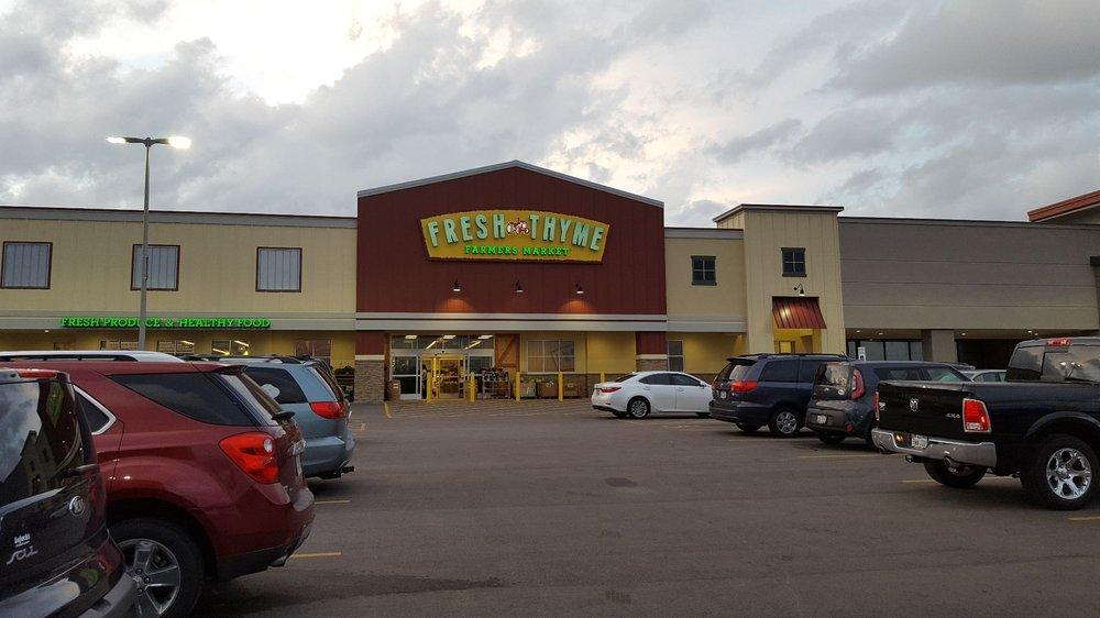 Fresh Thyme Farmers Market: 2130 E Kimberly Rd, Davenport, IA