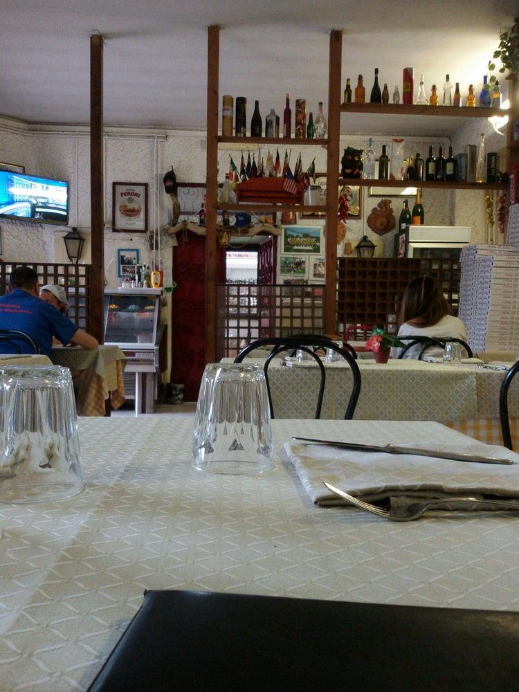 Pizzeria Ponte Mammolo
