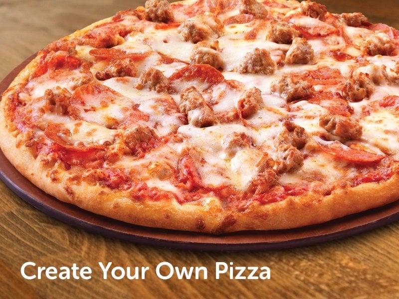 LaRosa's Pizzeria: 410 W Benson St, Cincinnati, OH