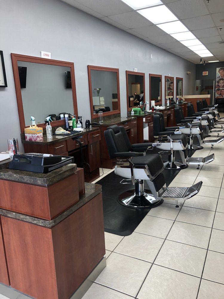 GF Barber Shop: 9857 Georgetown Pike, Great Falls, VA