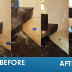 Photo Of Marble Tile Pros   Porter Ranch, CA, United States. RESTORATION