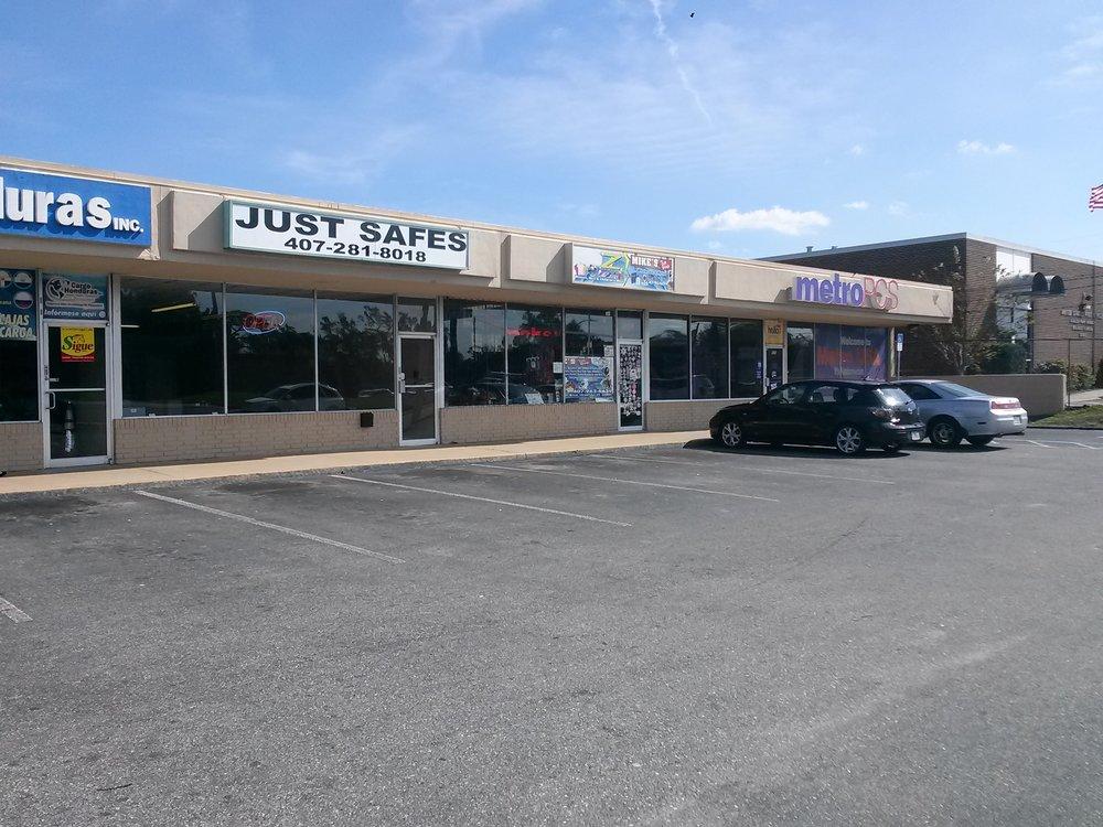Just Safes: 509 N Semoran Blvd, Orlando, FL
