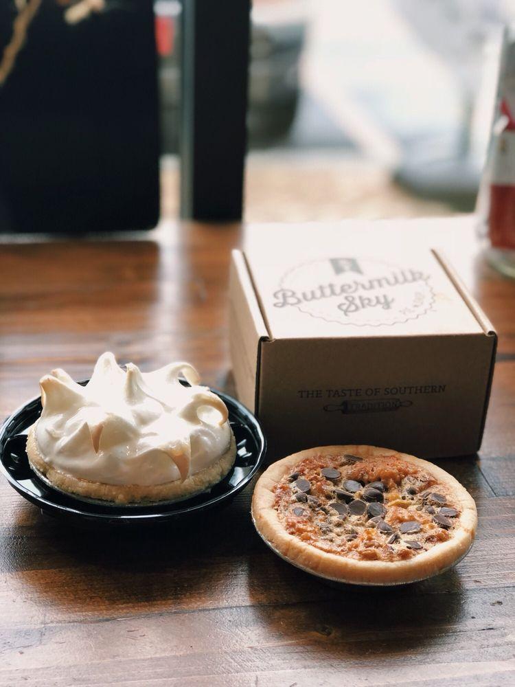 Buttermilk Sky Pie Shop: 4600 Roswell Rd, Sandy Springs, GA