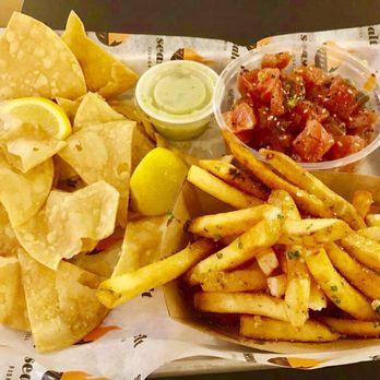 Seasalt fish grill culver city order food online 403 for California fish grill culver city ca