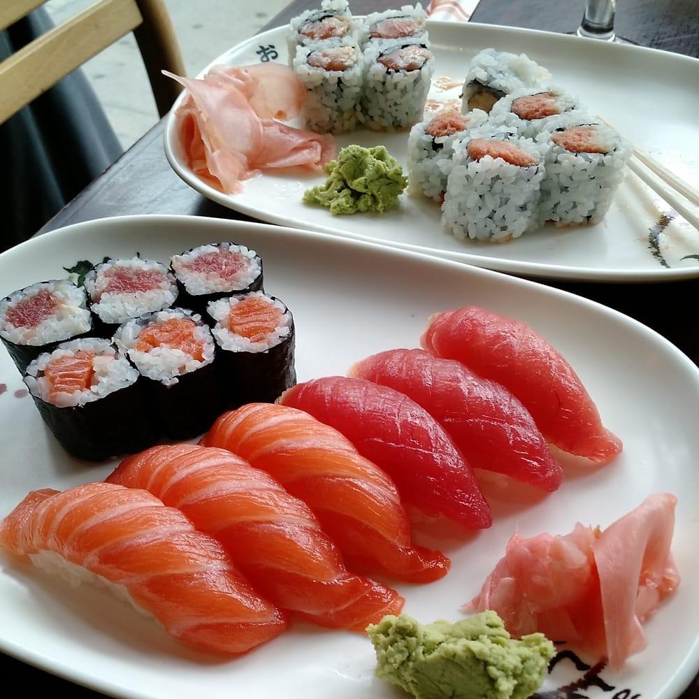 Sushi Hells Kitchen: New York, NY