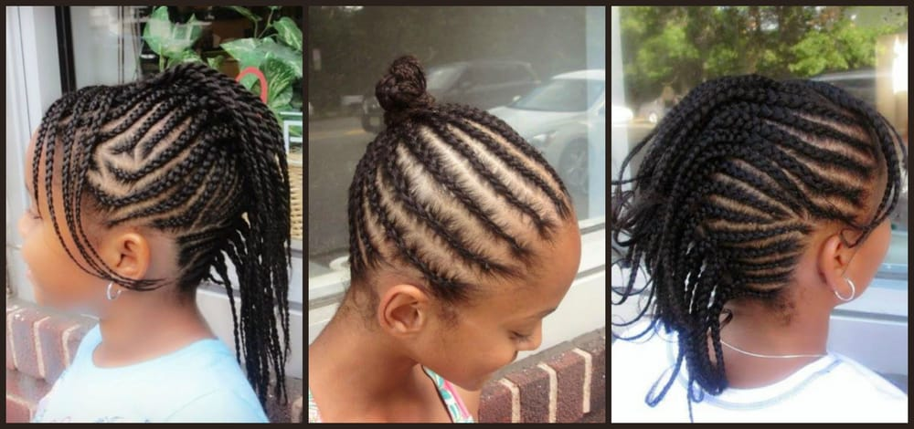 Braid Pattern For Vixen Sew In Crochet Braids And Closure Weave Yelp