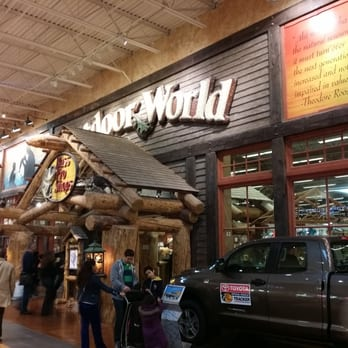 reviews of Bass Pro Shops Outdoor World