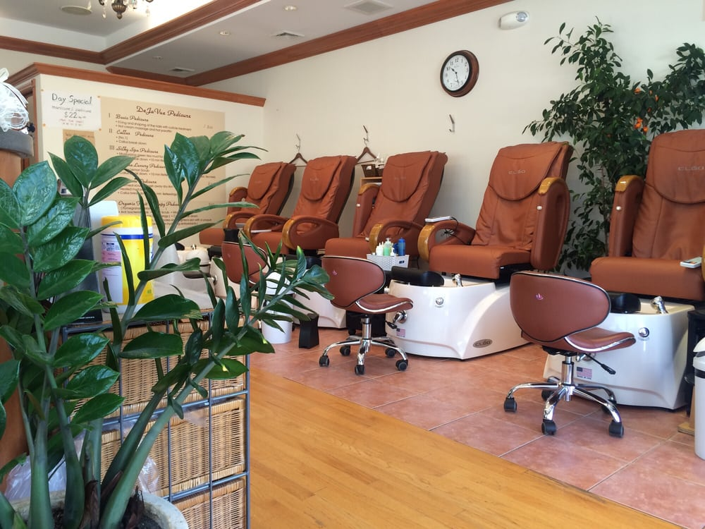Photos for de ja vue nail beauty spa yelp for European wax center garden city